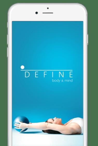DEFINE Body app